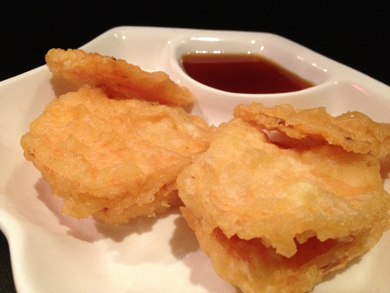 Sweet Potato Tempura