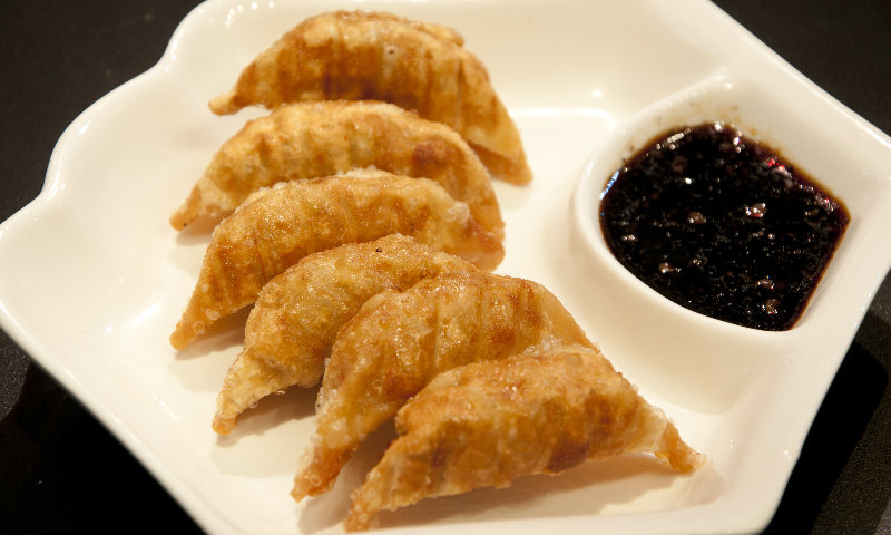 Fried Potstickers